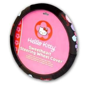 Hello Kitty Ribbon Steering Wheel Cover Automotive