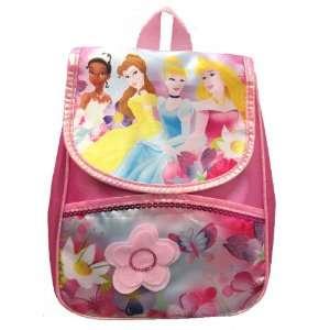 Disney Princesses Girls Pink Mini School Backpack Toys & Games