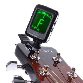 Clip on Guitar Tuner For Electronic Digital Chromatic Bass Violin