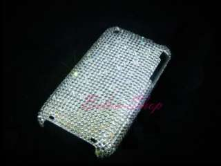 Swarovski Crystal AB Rhinestones iPhone 3G/s Case