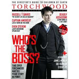 Torchwood Official Magazine #22