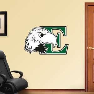 NCAA Eastern Michigan Logo Vinyl Wall Graphic Decal