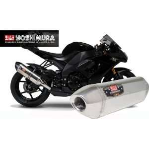 Yoshimura R77 Full Exhaust   Stainless Steel Muffler