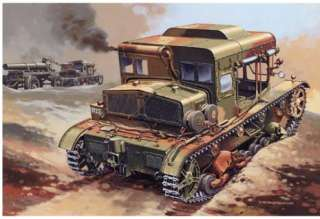 35901 Mirage Hobby 1:35 Ciagnik Artyleryjski C7P SCHWERER Artillery