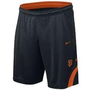 Nike San Francisco Giants Dri Fit Black Training Short