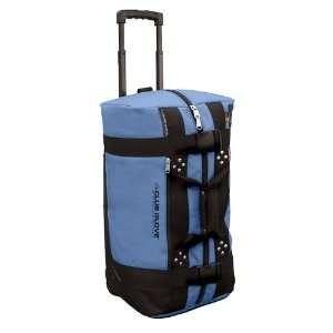 Club Glove 2011 Mini Rolling Duffle Travel Bag (Blue Steel)