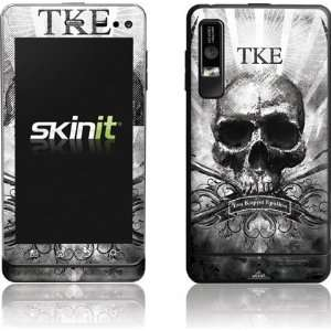 Tau Kappa Epsilon Skull & Cross Bones skin for Motorola