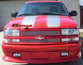 98 04 Chevy S 10 /98 05 Blazer Billet Grille Insert