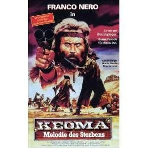 Djangos Great Return [VHS] Franco Nero, William Berger