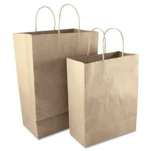 Small Brown Paper Shopping Bag, 50/Box   Sold As 1 Box   Made of paper