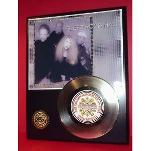Outlet FLEETWOOD MAC 24KT Gold Record Display LTD