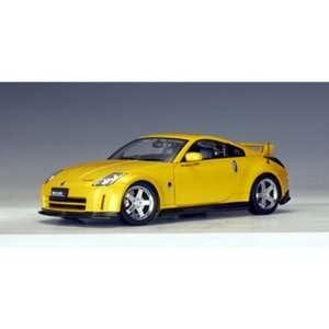 Nissan Fairlady Z S Tune Nismo 350 Z 1/18 Premium Sunshine