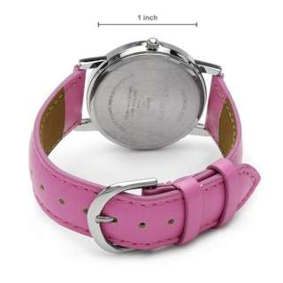 WOMENS DISNEY NEW MINNIE MOUSE CASUAL WATCH MIN067 049353755601