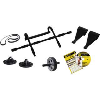 As Seen on TV Golds Gym 7 in 1 Body Building System w/ Bonus Pull Up