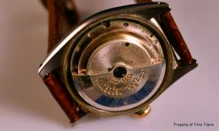 ROLEX BUBBLEBACK REF. 5010 PINK GOLD ENGINE TURNED BEZEL STAINLESS