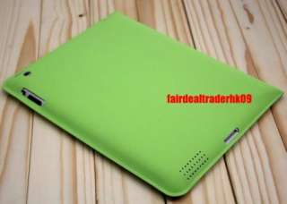 1x New Slim Smart Cover Stand Full Body Case for iPad 2 3 Magnetic 5