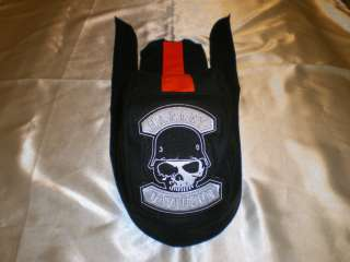 Harley Toms Harley Davidson Skull Doo Rag Hat Do Rag Bandana Skullcap