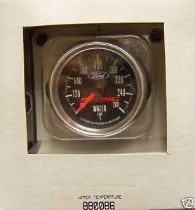 AUTOMETER FORD RACING WATER TEMPERATURE GAUGE 880086