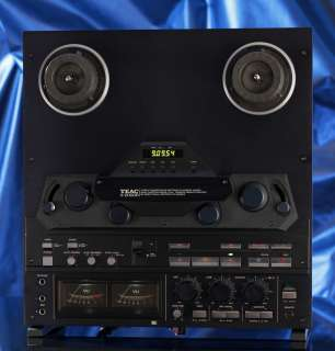 Fi Reel to Reel Tape Deck Player X2000R BL dbx 10.5 Black 2000