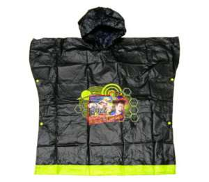 Disney Toy Story Woody Buzz Kids Rain Poncho Coat NEW