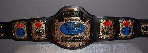 WCW Classic World Championship TAG TEAM Replica BELT