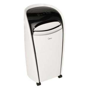 Midea 8,000 BTU Portable Air Conditioner with Remote MPG 08CRN1 BH9 at