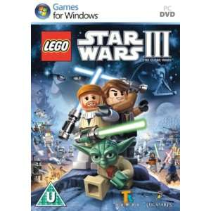 LEGO Star Wars III 3 The Clone Wars PC [UK Import]  Games