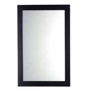 In. Rectangular Mirror in Espresso (9445.101.339) from