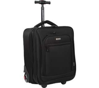 World Upright Laptop Rolling Case