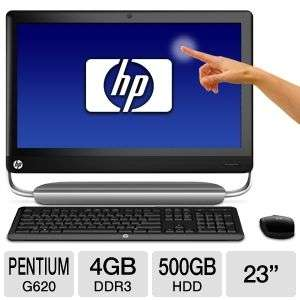 HP TouchSmart 520 1020 QU167AA All In One PC   Intel Pentium G620 2