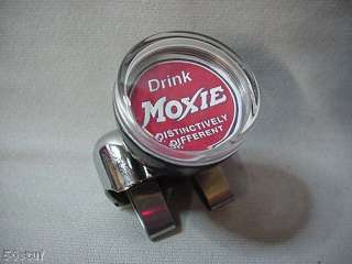 MOXIE SUICIDE STEERING WHEEL SPINNER KNOB Do You have MOXIE?