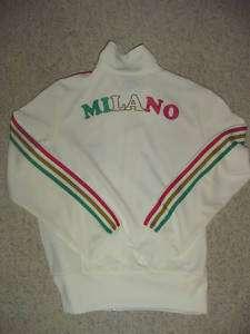 Adidas Originals I Love Milano Womens Track Jacket Lge