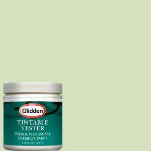 Glidden Premium 8 oz. Pistachio Ice Cream Interior Paint Tester