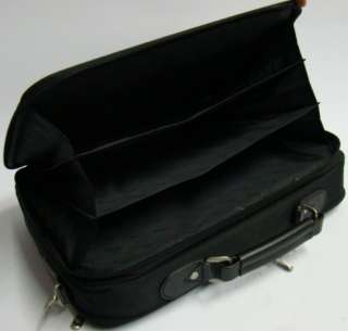 BLACK TARGUS LAPTOP PROTECTIVE CARRYING CASE BAG NYLON
