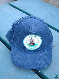 Ball Cap Hat   Homer Alaska   Fishing Boat (H245)