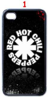 Red Hot Chili Peppers Fans Custom Design iPhone 4 Case