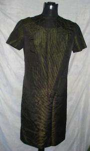 1930s VINTAGE DEPRESSION ERA FASHION DRESS