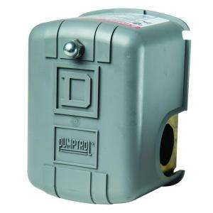 Square D by Schneider Electric 30 50 PSI Pumptrol Pressure Switch