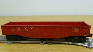 Lionel NYC 6462 Railroad Gondola Tender Car N71