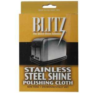 Blitz Stainless Steel Polishing Cloth 20614