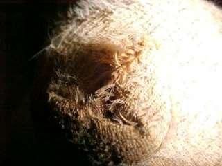 Stuffed Antique Brown Mohair Teddy Bear with Hump Steiff????