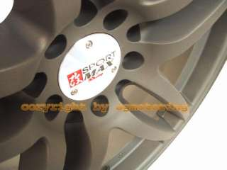 18 XXR 940 Flat Gun Metal Rims Wheels 03 06 07 10 11 Toyota Camry LE