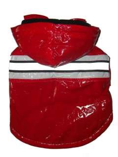 Designer Fashion Pet Dog Raincoat clothes clothing