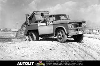 1964 Dodge Truck Factory Photo
