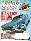 Super Chevy Magazine March 2012 Chevrolet New Products El Camino