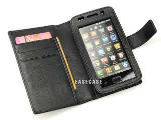 E4 EASECASE Custom Made Leather case for Samsung Galaxy S i9000