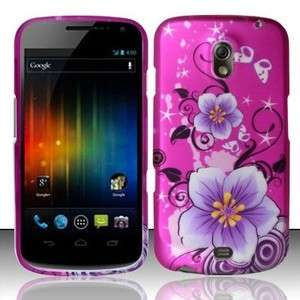 Accessory For VERIZON SAMSUNG GALAXY NEXUS Hard Phone Cover Case PINK