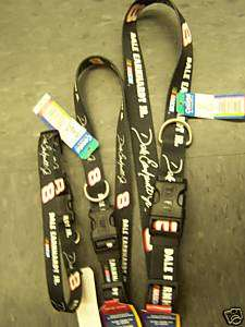 Dale Earnhardt JR Nascar Adjustable Dog Collar 10 14