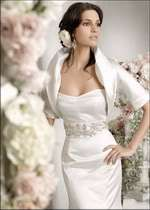 Fabrics we used include High quality bridal satin, chiffon, taffeta