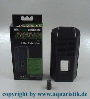DENNERLE Nano Filter Extension für Eckfilter und Eckfilter XL NoD5840
